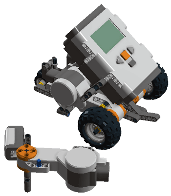 Ada for LEGO Mindstorms